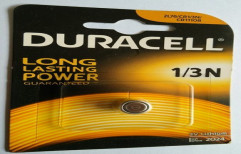 Duracell Cr 1/3n Battery by Mercury Traders