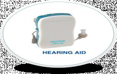 Pocket Model Hearing Aid by Ravi Hearing Aid Centre