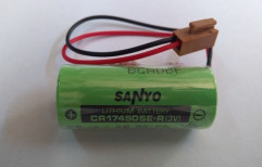 Sanyo CR 17450 Lithium Battery by Mercury Traders