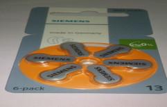 Siemens Hearing Aid Battery by Mercury Traders