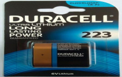 Duracell 223 Lithium Battery by Mercury Traders