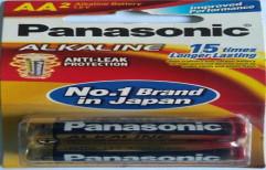 Panasonic AA Alkaline Battery by Mercury Traders