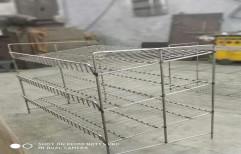 Suj ric by SK Steel Kitchen Basket