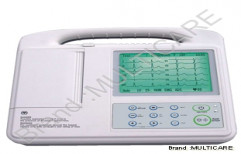ECG Machine 3 Channel by Multicare Surgical Product Corporation