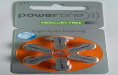 Powerone P13 Hearing Battery by Mercury Traders