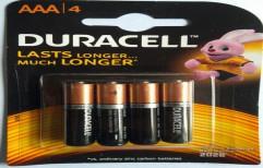 Duracell AAA Alkaline Battery by Mercury Traders