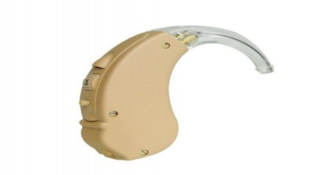 Alps Karizma BTE Hearing Aid by Saimo Import & Export