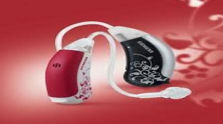 Behind The Ear Hearing Aid by Digital Hearing Aid Centre