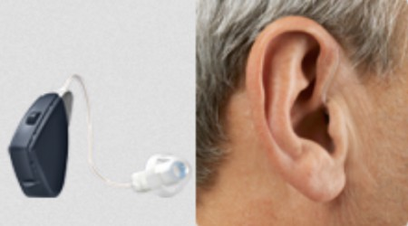 Behind The Ear Hearing Aids by Dhanvantari Hearing Care Center