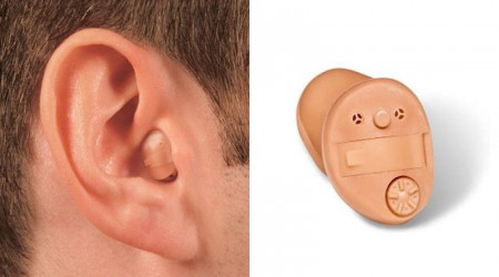 ITC Hearing Aid by Sound Life Inc