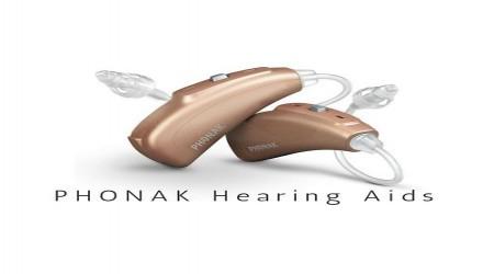 Phonak Naida B30 BTE Hearing Aid by Krivi Group