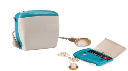Pocket Hearing Aid by Sound Life Inc