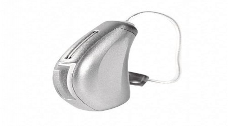 Receiver In Canal Hearing Aid by Earcanhear Hearing Aid Centre