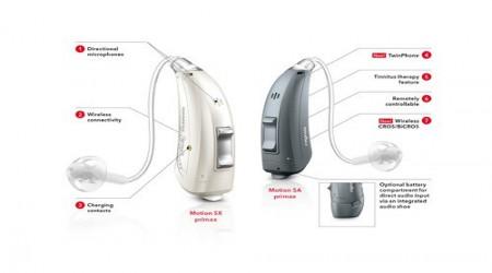Siemens Hearing Aid Motion SX 3 PX BTE by Shri Ganpati Sales