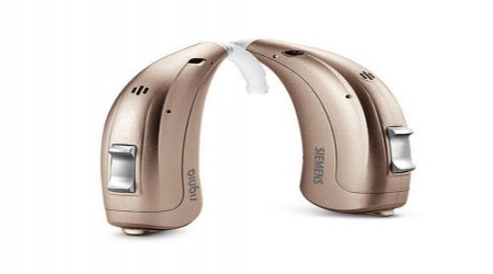 Siemens Motion-P 7 Primax BTE by Waves Hearing Aid Center