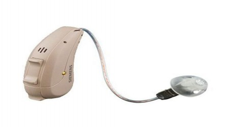 Siemens RIC Hearing Aid by Advanced Hearing Aid Promotion Centre