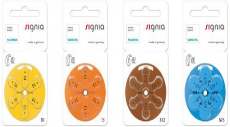 Signia Hearing Aid Battery by Shri Ganpati Sales
