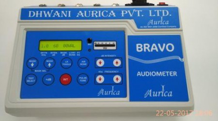 Audiometer by Dhwani Aurica Private Limited