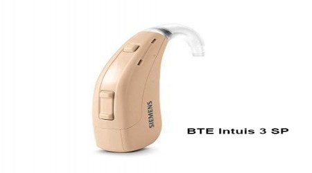 BTE Intuis 3 SP Hearing Aid Machine by Hope Enterprises