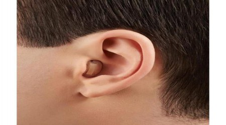 CIC Hearing Aid by Raghavendra Speech & Hearing Center