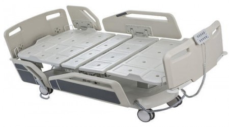 ICU Bed With Lateral Tilt by Isha Surgical