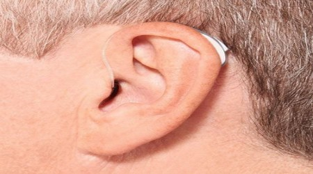 RIC HEARING AID by Raghavendra Speech & Hearing Center