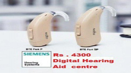 Siemens Lotus Fun SP Hearing Aid by Hearing Aid Voice Solution