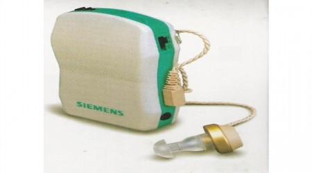 Siemens Vita-118 Hearing Aid Pocket Model by Hawaiian Herbal Care