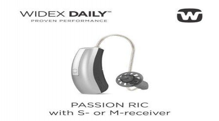 Widex Daily 100 RIC by Waves Hearing Aid Center
