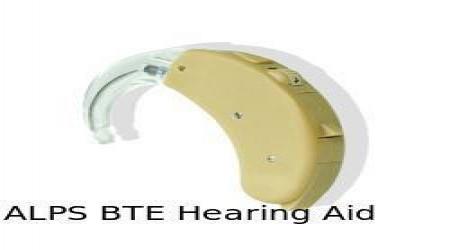 ALPS Behind The Ear Hearing Aid by Sravani Hearing Aid & Clinic