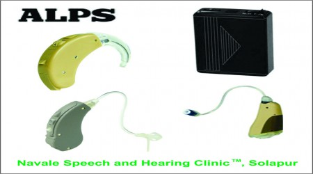ALPS Hearing Aid by Navale Speech & Hearing Clinic