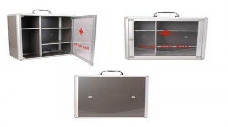 First Aid Boxes by Isha Surgical