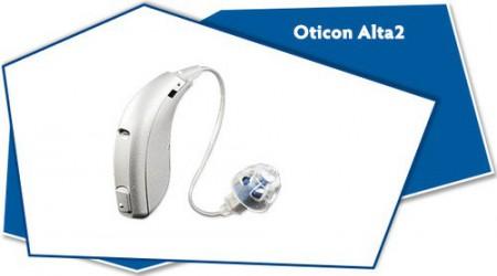 Oticon Alta2 BTE Hearing Aid by Shri Ganpati Sales