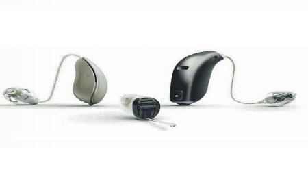 Oticon-ria 2 Mini Rite Hearing Aids by Veer International