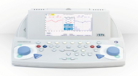 Resonance Puretone Audiometer 27A by Hearing Instruments India Private Limited