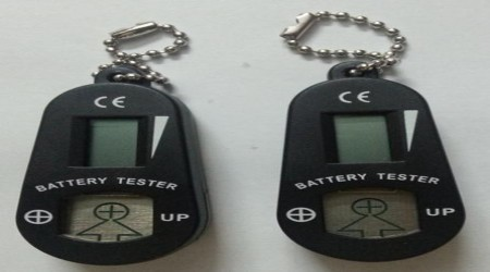 Digital Hearing Aid Battery Tester by Shri Ganpati Sales