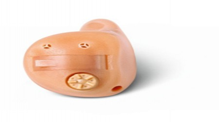 Half Shell Wireless Hearing Aid by Swastikka Solution