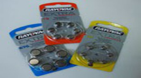 Hearing Aid Batteries by Clarity Speech & Hearing Centre