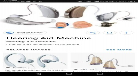 Hearing Aid by Audiologist And Speech Language Pathologist