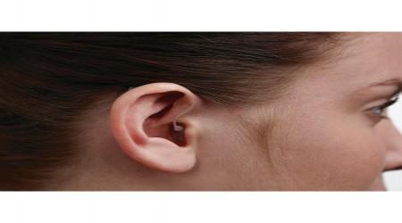 Mini Hearing Aid Device by Aawaaz Speech & Hearing Clinic