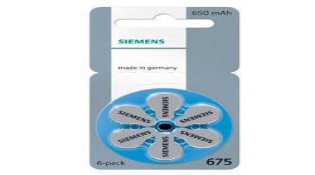 Siemens Hearing Aid Batteries by Prayas Hearing Aid Center