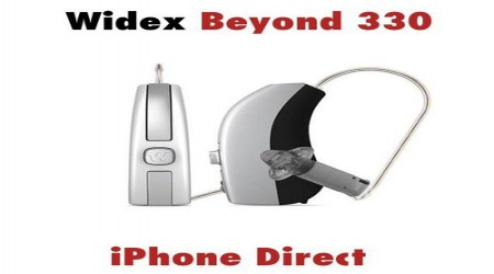 Widex Beyond 330 RIC BTE Hearing Aid by Shri Ganpati Sales
