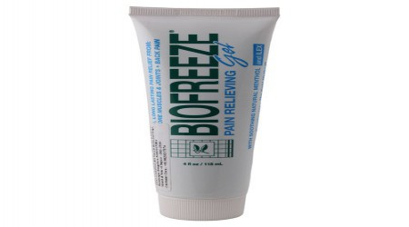 Biofreeze Pain Reliever Gel Tube 118ml by Isha Surgical