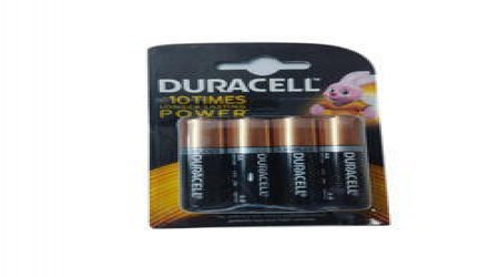 Duracell Alkaline Battery by Mediways Surgical