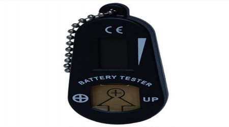 Hearing Aid Battery Tester by HWCS Hearing INC.