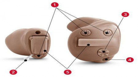 Siemens Custom Hearing Aids Insio Primax 3 PX by Shri Ganpati Sales