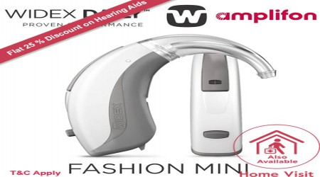 Widex Fashion Mini Hearing Aids by Amplifon India Private Limited