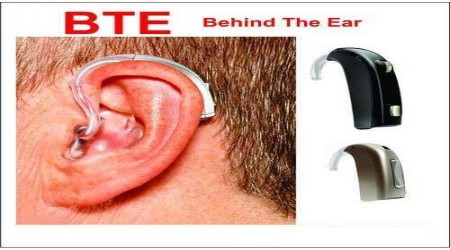 Behind The Ear (BTE) Hearing Aids - Standard by Navale Speech & Hearing Clinic