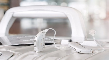 Motion Glance Hearing Aids 1Px by S. R. Diagnostic