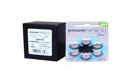 Zinc Air Hearing Aids Battery by Saimo Import & Export